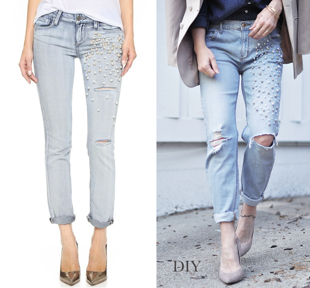 diy-pearl-embellished-distressed-skinny-boyfriend-jeans_denim-on-denim